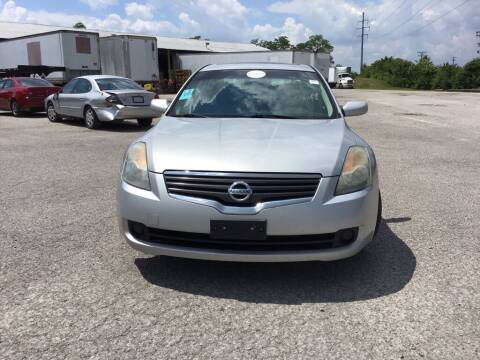 2009 Nissan Altima for sale at Rayyan Auto Mall in Lexington KY