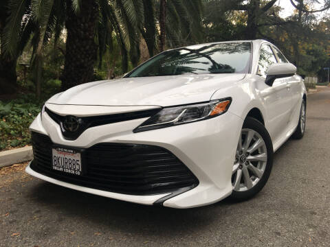 2019 Toyota Camry for sale at Valley Coach Co Sales & Lsng in Van Nuys CA