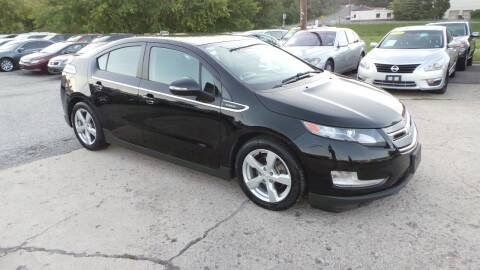 2013 Chevrolet Volt for sale at Unlimited Auto Sales in Upper Marlboro MD