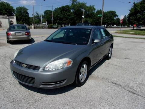 2007 Chevrolet Impala for sale at Car Credit Auto Sales in Terre Haute IN