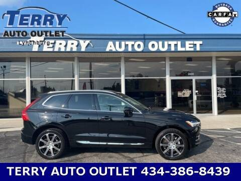 2018 Volvo XC60 for sale at Terry Auto Outlet in Lynchburg VA