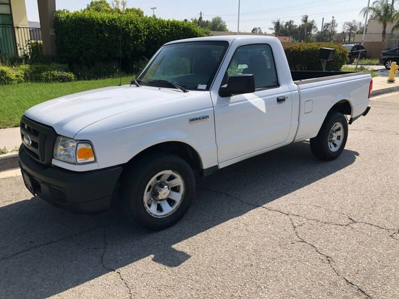 2007 Ford Ranger for sale at C & C Auto Sales in Colton CA