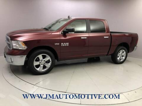 2017 RAM Ram Pickup 1500 for sale at J & M Automotive in Naugatuck CT