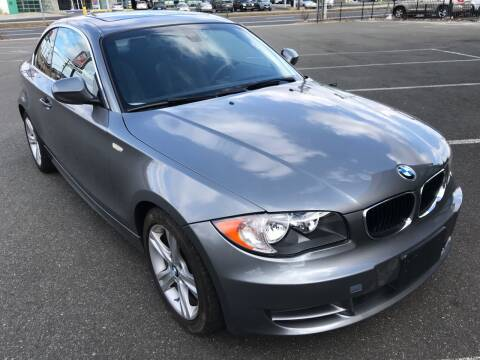 2011 BMW 1 Series for sale at MAGIC AUTO SALES in Little Ferry NJ