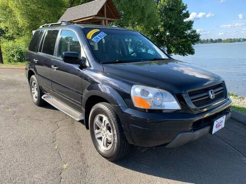 2004 Honda Pilot for sale at Affordable Autos at the Lake in Denver NC