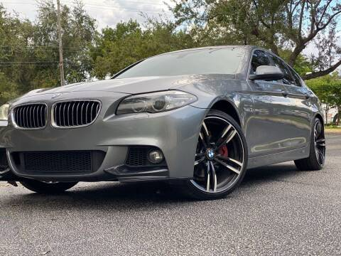 2014 BMW 5 Series for sale at HIGH PERFORMANCE MOTORS in Hollywood FL