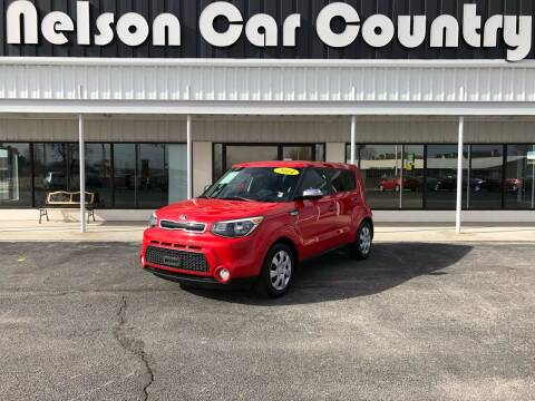 2014 Kia Soul for sale at Nelson Car Country in Bixby OK