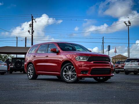 2019 Dodge Durango for sale at Jerrys Auto Sales in San Benito TX