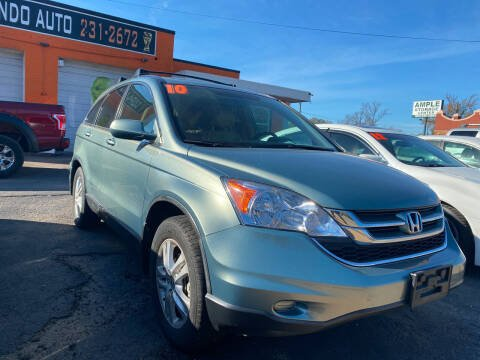 2010 Honda CR-V for sale at Copa Mundo Auto in Richmond VA