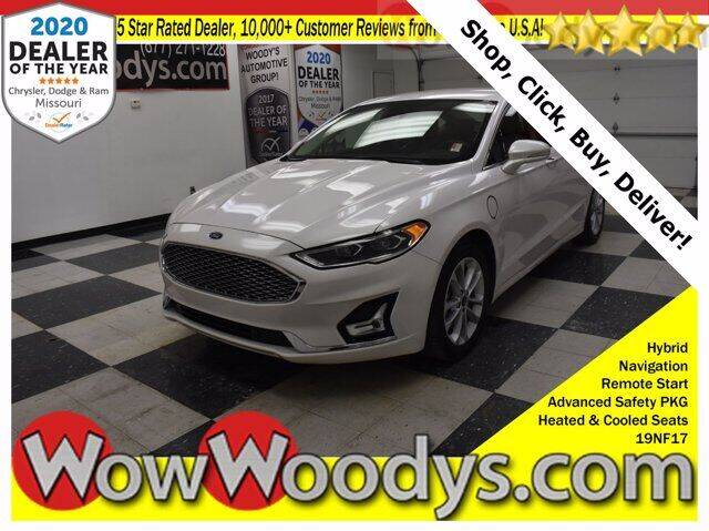2019 Ford Fusion Energi for sale in Chillicothe, MO