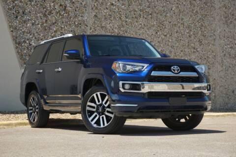 2017 Toyota 4Runner for sale at Dallas Auto Finance in Dallas TX