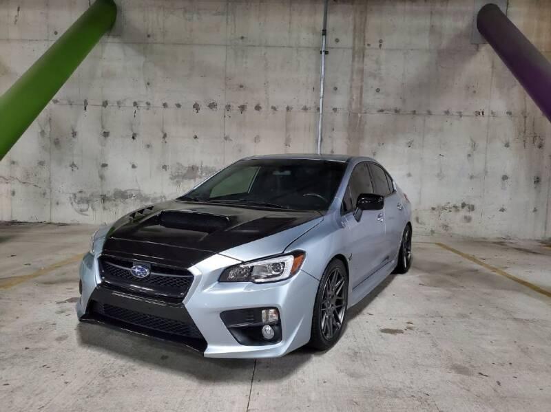 2015 Subaru WRX for sale at Kelley Autoplex in San Antonio TX