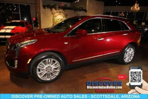 2017 Cadillac XT5 for sale at Discover Pre-Owned Auto Sales in Scottsdale AZ