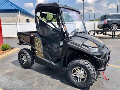 2020 Kymco UXV 450i LE for sale at Richardson Sales & Service in Highland IN