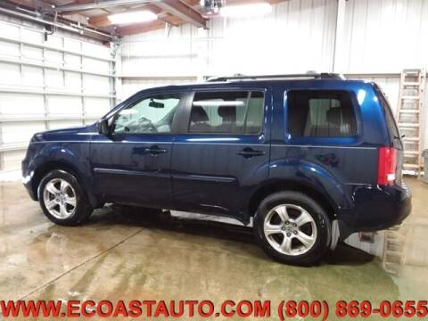 2015 Honda Pilot for sale at East Coast Auto Source Inc. in Bedford VA