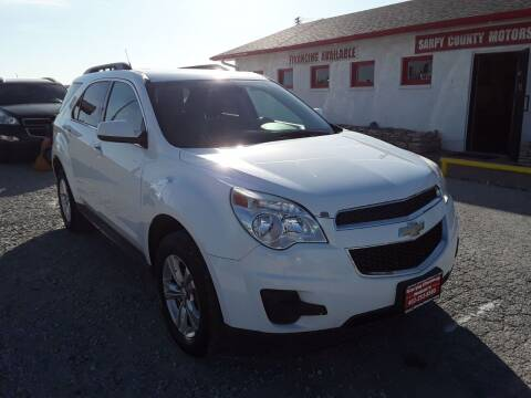 2013 Chevrolet Equinox for sale at Sarpy County Motors in Springfield NE