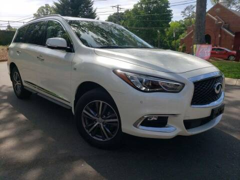 2017 Infiniti QX60 for sale at McAdenville Motors in Gastonia NC