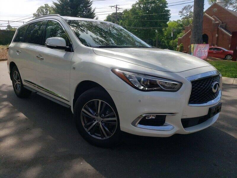 2017 Infiniti QX60 for sale at McAdenville Motors in Gastonia NC