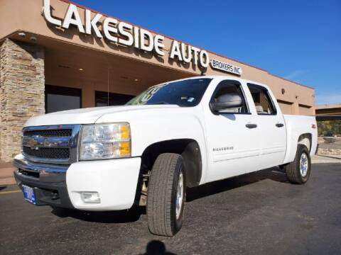 2011 Chevrolet Silverado 1500 for sale at Lakeside Auto Brokers Inc. in Colorado Springs CO