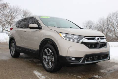 2017 Honda CR-V for sale at Harrison Auto Sales in Irwin PA