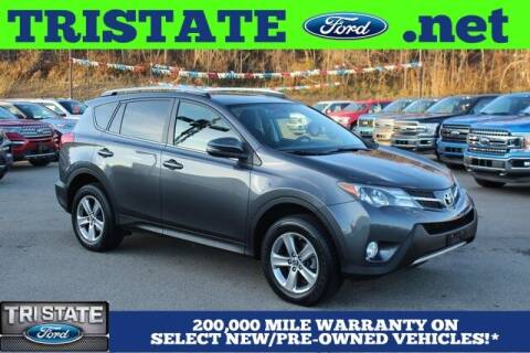 2015 Toyota RAV4 for sale at Tri State Ford in East Liverpool OH