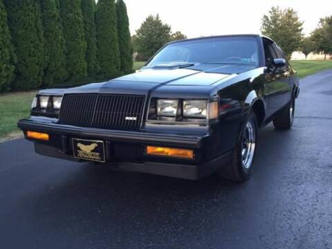 1987 Buick Regal for sale at Waltz Sales LLC in Gap PA