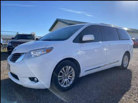 2013 Toyota Sienna for sale at FAST LANE AUTOS in Spearfish SD