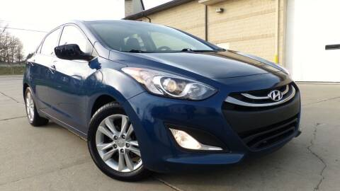 2015 Hyundai Elantra GT for sale at Prudential Auto Leasing in Hudson OH