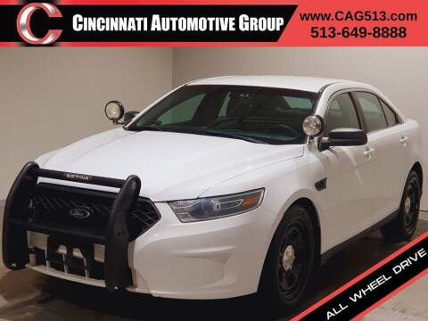2015 Ford Taurus for sale at Cincinnati Automotive Group in Lebanon OH