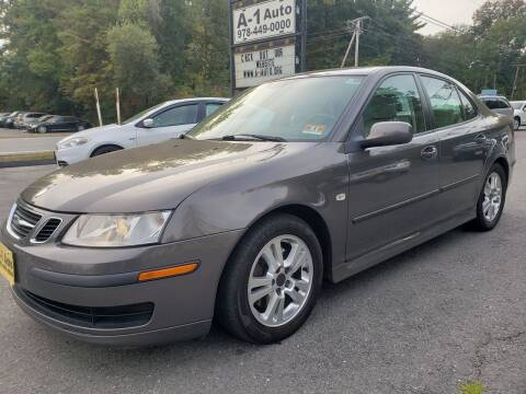 2006 Saab 9-3 for sale at A-1 Auto in Pepperell MA