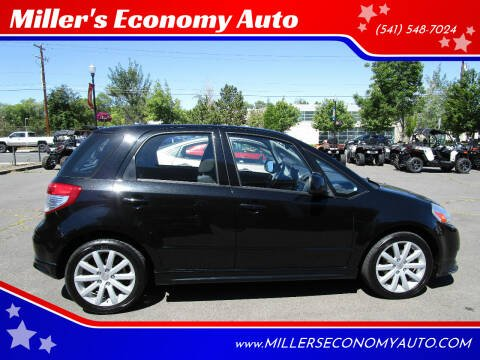 2013 Suzuki SX4 Sportback for sale at Power Edge Motorsports- Millers Economy Auto in Redmond OR