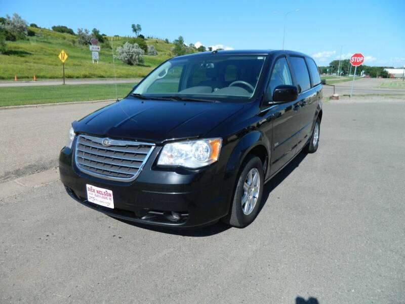 2008 Chrysler Town and Country for sale at Dick Nelson Sales & Leasing in Valley City ND