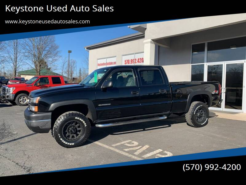 2006 Chevrolet Silverado 2500HD for sale at Keystone Used Auto Sales in Brodheadsville PA
