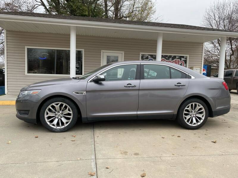 2014 Ford Taurus for sale at Car Credit Connection in Clinton MO