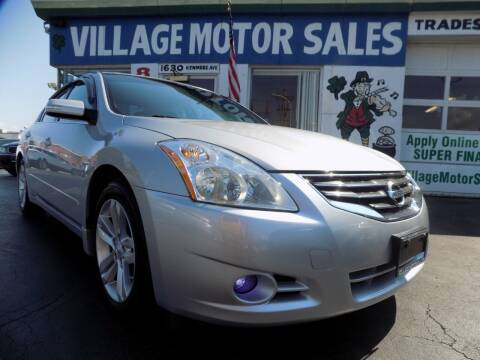2011 Nissan Altima for sale at Village Motor Sales in Buffalo NY