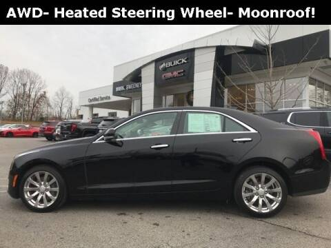 2018 Cadillac ATS for sale at Mark Sweeney Buick GMC in Cincinnati OH