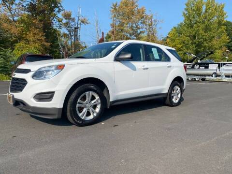 2016 Chevrolet Equinox for sale at GT Toyz Motor Sports & Marine in Halfmoon NY