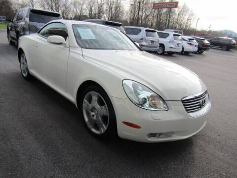 2004 Lexus SC 430 for sale at Specialty Car Company in North Wilkesboro NC