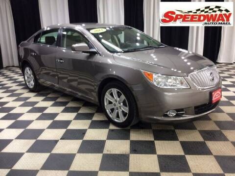 2011 Buick LaCrosse for sale at SPEEDWAY AUTO MALL INC in Machesney Park IL