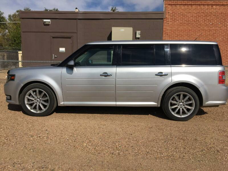 2017 Ford Flex for sale at Chubbuck Motor Co in Ordway CO