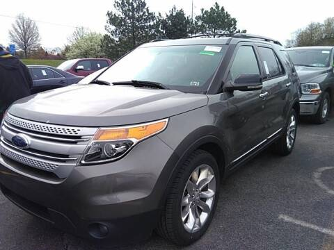 2013 Ford Explorer for sale at Cj king of car loans/JJ's Best Auto Sales in Troy MI