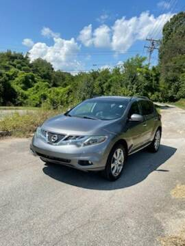 2013 Nissan Murano for sale at Dependable Motors in Lenoir City TN