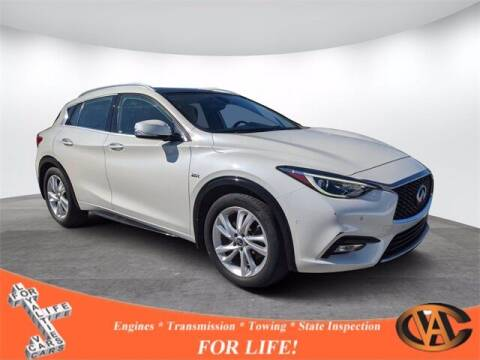 2017 Infiniti QX30 for sale at VA Cars Inc in Richmond VA