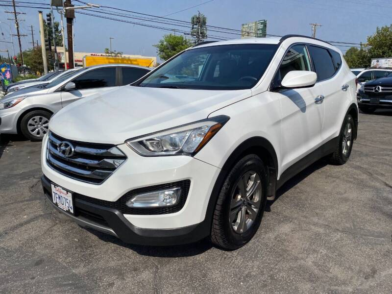 2014 Hyundai Santa Fe Sport for sale at Car Lanes LA in Glendale CA