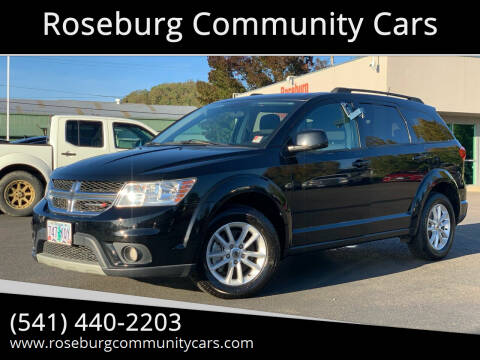 2018 Dodge Journey for sale at Roseburg Community Cars in Roseburg OR