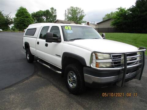 2007 Chevrolet Silverado 2500HD Classic for sale at Euro Asian Cars in Knoxville TN