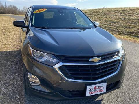 2020 Chevrolet Equinox for sale at Mr. Car LLC in Brentwood MD