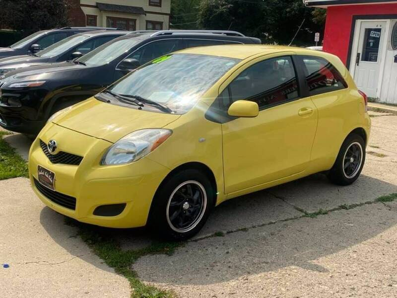 2009 Toyota Yaris for sale at BROTHERS AUTO SALES in Hampton IA