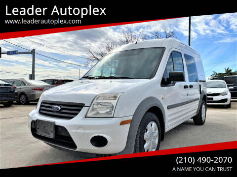 2010 Ford Transit Connect for sale at Leader Autoplex in San Antonio TX