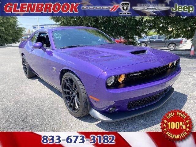 2019 Dodge Challenger for sale in Fort Wayne, IN